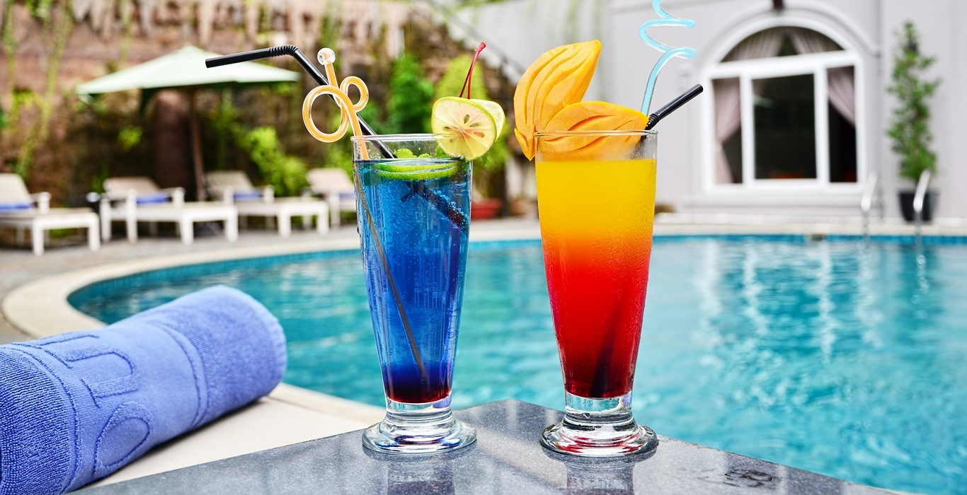 Cocktail Swimming Pool ZR28